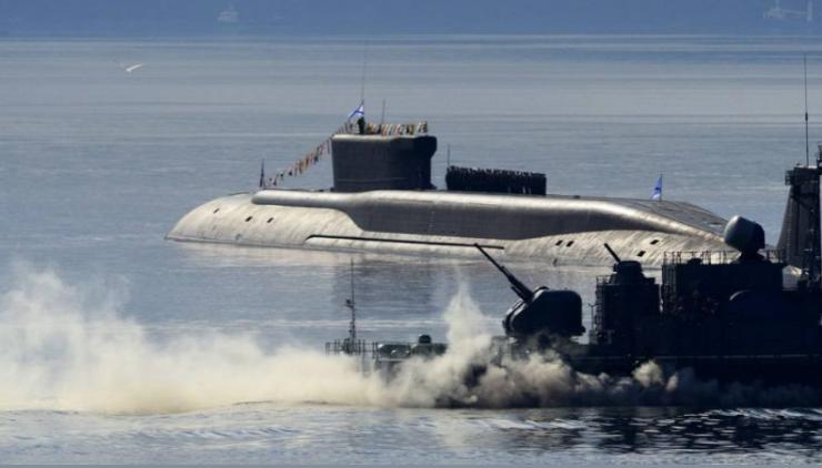 ŠTA SE TO SPREMA? PUTINOVA MORNARICA PATROLIRA SREDOZEMLJEM: Rusija ima pet podmornica u Mediteranu