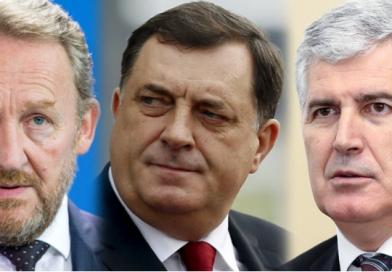 UDARNA VIJEST: Amerika uvodi sankcije Bakiru, Dodiku, Čoviću i Novaliću. Evo šta ih čeka!