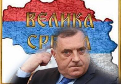 """VIC DANA: Ušao Dodik u biblioteku u Beogradu, pa zatraži najnovije izdanje knjige """"Velika Srbija"""", a onda – URNEBES"""