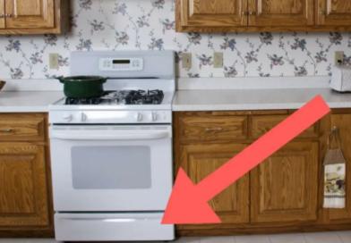 Iznenadit ćete se kada ovo saznate: Znate li čemu služi ladica ispod pećnice?